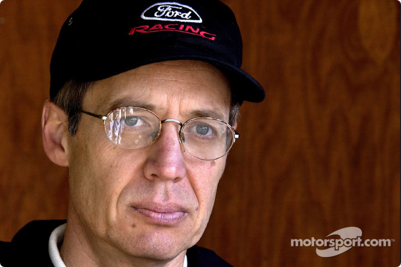 Greg Specht, North American Racing Manager Ford Racing Tecnology Marketing, Sales and Service