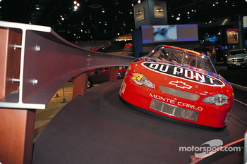 Jeff Gordon Team Monte Carlo NASCAR Winston Cup car
