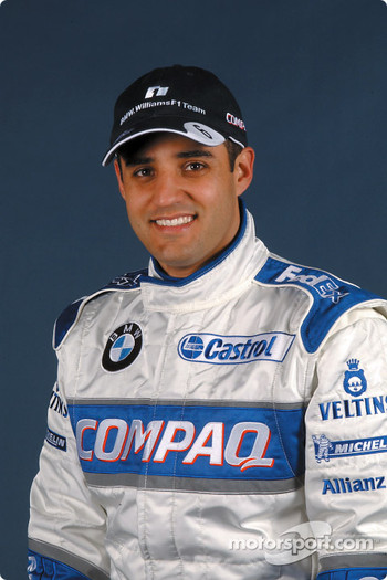Juan Pablo Montoya