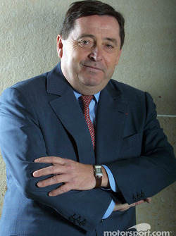 Chief Executive Officer of Renault F1 Patrick Faure