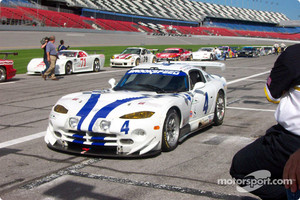 Viper GTS-R at Daytona Internationa Speedway, 2002