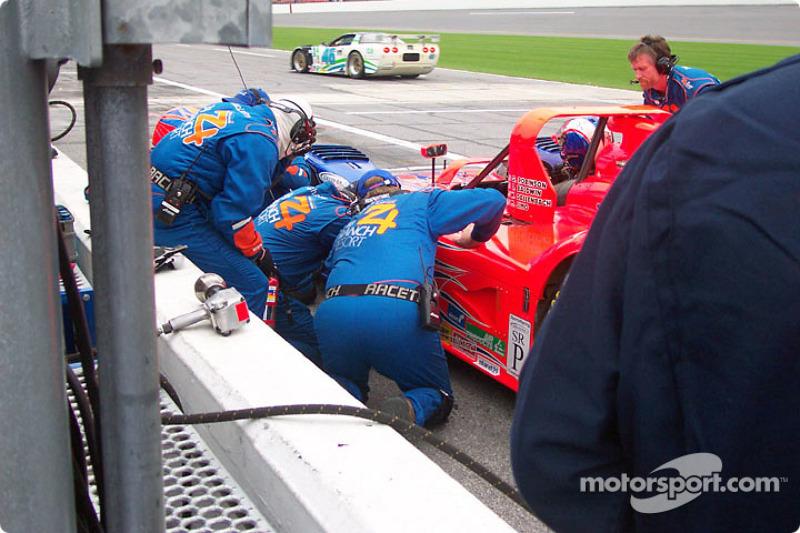 No. 74 Robinson Racing
