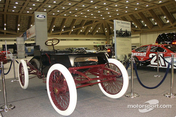 1901 Sweepstakes car driven by Henry Ford