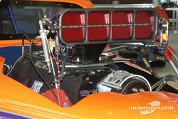 Blower on Scott Braglio's Pro Mod