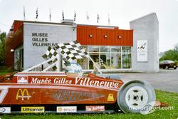 Gilles-Villeneuve Museum, Berthierville, Québec