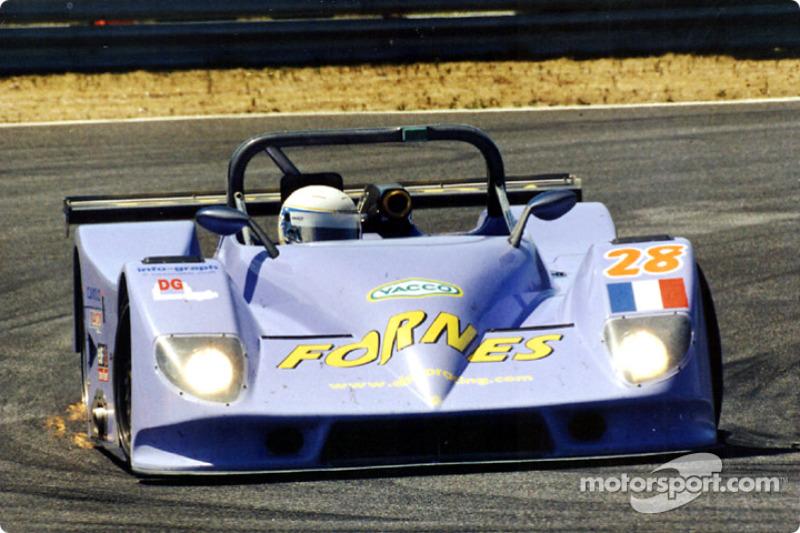 The Debora was driven by Dessau, Gomez and Bich