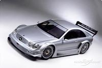 DTM Fotos - Mercedes-Benz CLK-DTM 2002