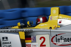Rinaldo Capello in the Infineon Audi R8 #2