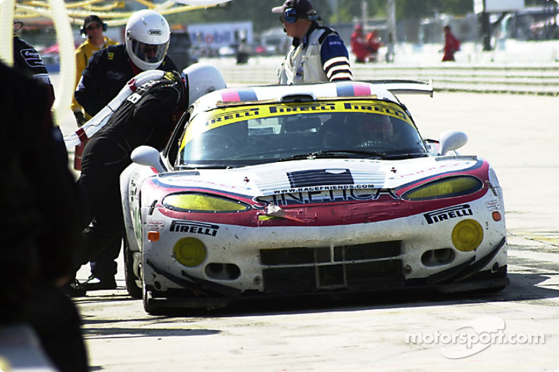 Pitstop for Chrysler Viper GTS-R