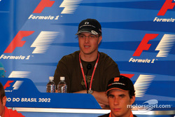 Thursday press conference: Ralf Schumacher