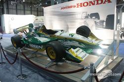 Honda-powered CART car