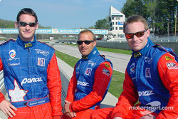 Panoz drivers Gunnar Jeannette, Bill Auberlen and David Donohue will drive the #12 Panoz LMP-1 Evo at the 24 Hours of Le Mans