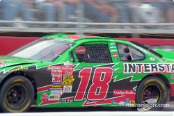 Bobby Labonte in action