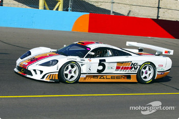 K&N Filters announced it would sponsor the #5 Saleen S7R of Park Place Racing a the UnitedAuto 200