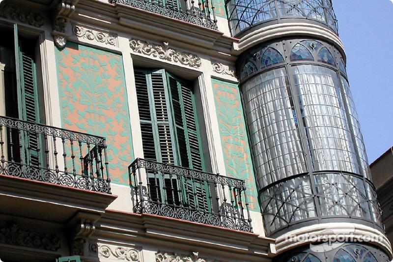 Catalan architecture