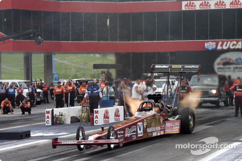 Joe Amato-owned Top Fueler
