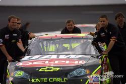 Hendrick Motorsports crew members
