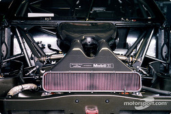 Engine of the Mercedes-Benz CLK-DTM