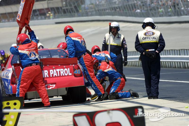 NASCAR's watchful eye