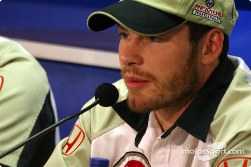 FIA Friday press conference: Jacques Villeneuve