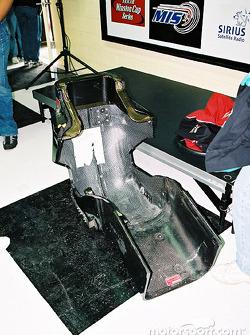 New carbon-fiber seat