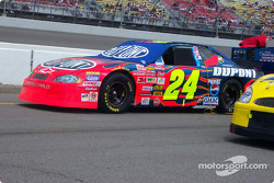 Jeff Gordon's car