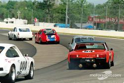 Porsche in turn 10