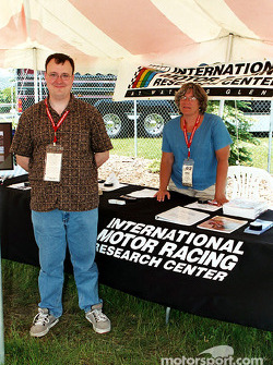 Mark and Glenda of the IMRRC