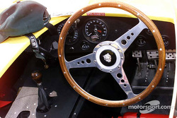 Jaguar D-Type dashboard