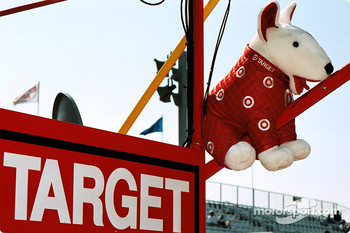 Target mascot