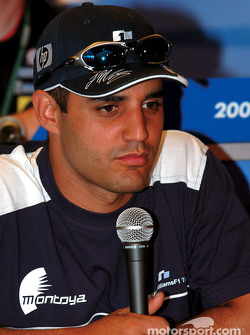 Thursday press conference: Juan Pablo Montoya