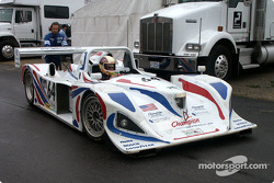 Pegasus Racing's Porsche-powered Lola