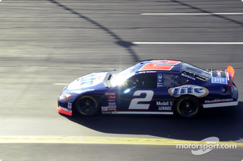 Rusty Wallace qualifying