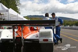 Dyson Racing Team Judd Crawford