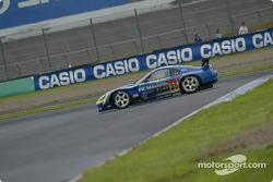 Toyota Supra (GT500), Seiji Ara, Shinichi Yamaji, spins out