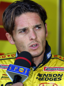 Interview for Giancarlo Fisichella