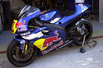Garry McCoy's 500cc Yamaha