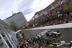 Pitstop for Kimi Raikkonen