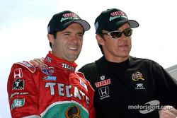 Luis Diaz and Adrian Fernandez