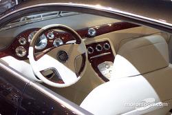 Cadillac Concept interior