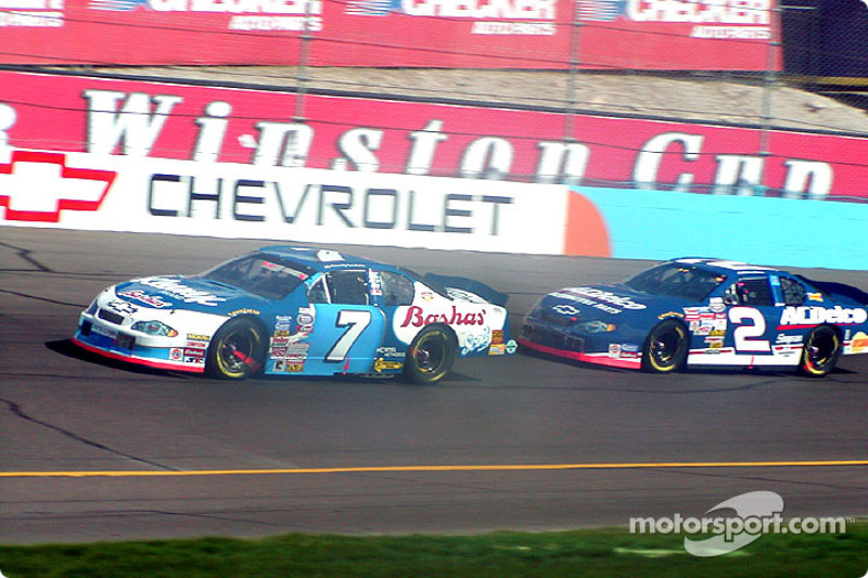 Randy Lajoie and Johnny Sauter