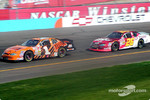 Jimmy Spencer and Ron Hornaday