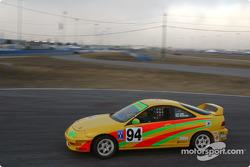 #94 Craftsman Motorsports Acura Integra R: Alan Himes, Paul Moorcones