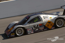 #54 Bell Motorsports Chevrolet Doran: Didier Theys, Christian Fittipaldi, Terry Borcheller, Forest Barber