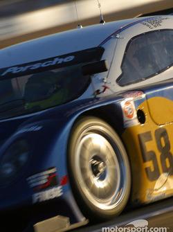 #58 Brumos Racing Porsche Fabcar: David Donohue, Mike Borkowski, Chris Bye, Randy Pobst