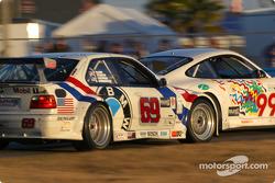 #69 Marcus Motorsports BMW M3: Brian Cunningham, Craig Stanton, Hugh Plumb, Cory Friedman