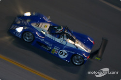 #97 Nissan Lucchini: Mirco Savoldi, Filippo Francioni, Pierguiseppe Peroni