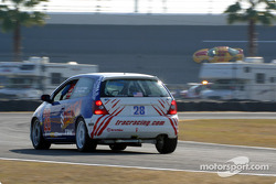 #28 De Sigi Auto Sport Honda Civic Si: Kuno Wittmer, Stefan Trahan