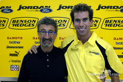 Eddie Jordan and Ralph Firman