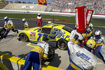 Pitstop for Dave Blaney